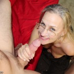 Billy Gets Some Erection Relief From Valerie Rose