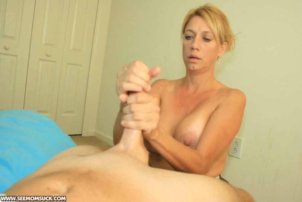 What after handjob still want it again for