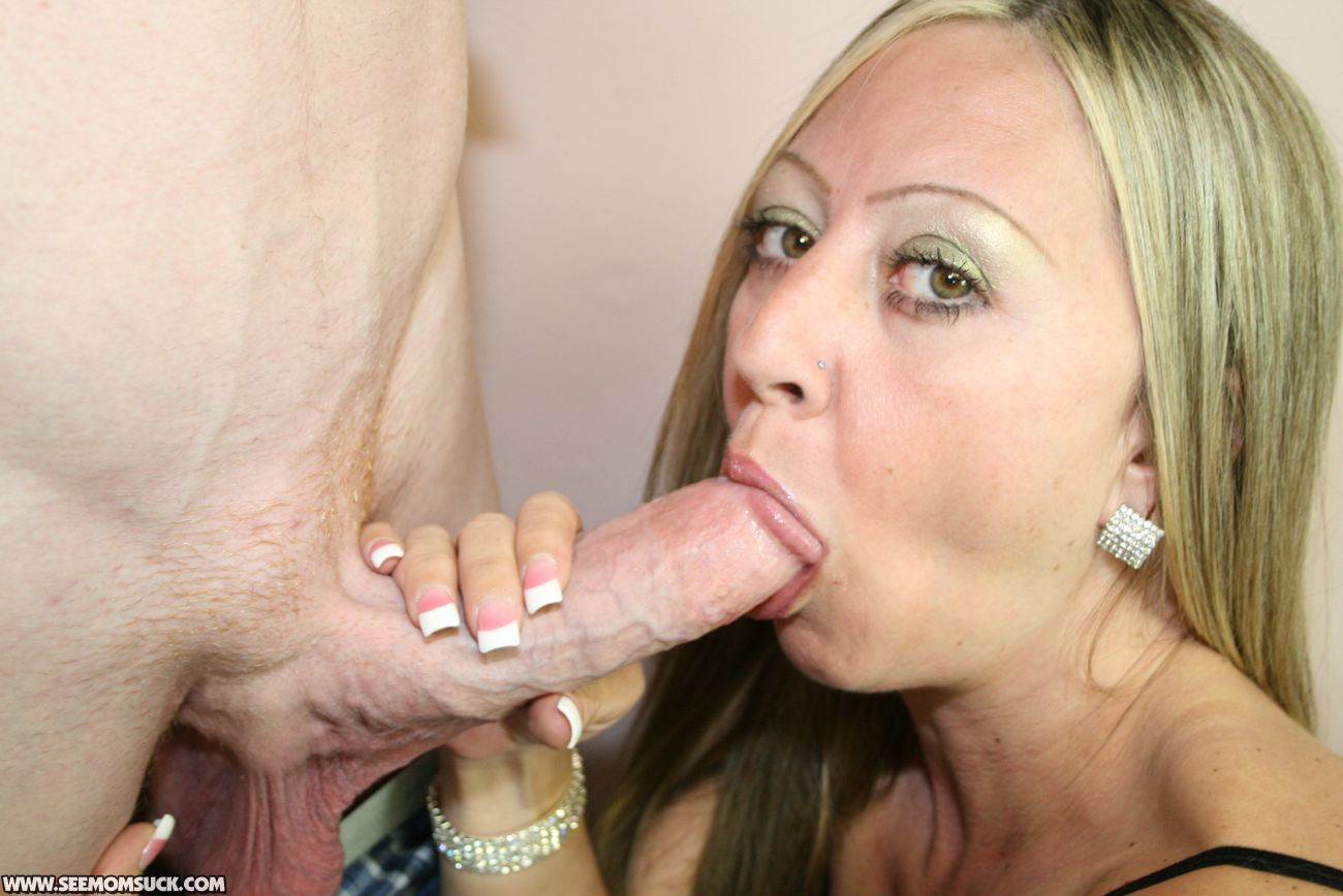 Blowjob untill cum