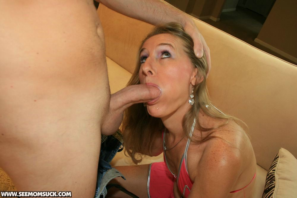 Blonde milf fucked into a garage 8