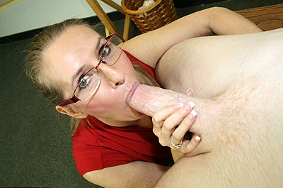 Milf Sara James Facial - Feb 29