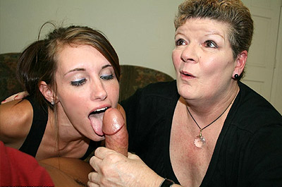 Mrs. Robinson and Kaci - Jul 16