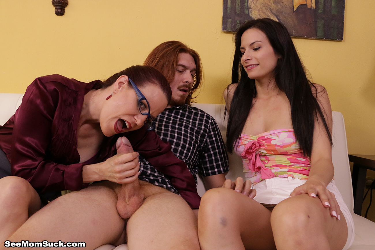 Cultured mother alexis deen wants wild sex
