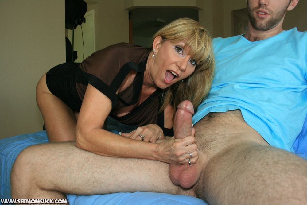 giving head mom Amateur