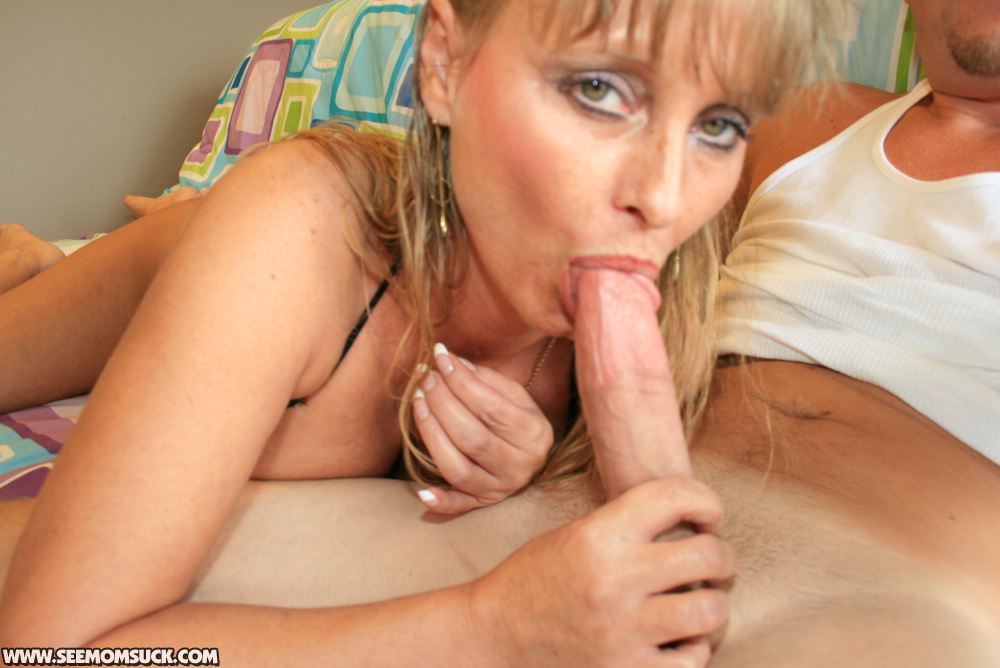 Stories sex text moms suck cock