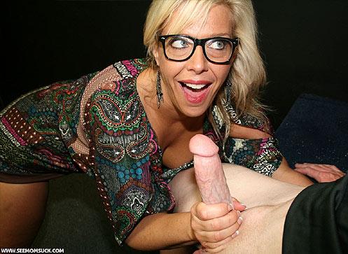 Carey Riley Blowjob