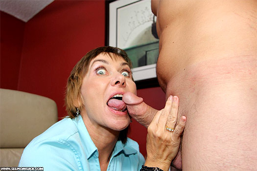 Lilian Tesh Big Dick Granny Blowjob - See Mom Suck