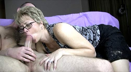 Hot wife tracy blowjobs her godson 10