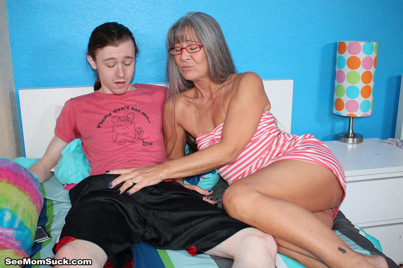Mom like young dick remarkable, rather