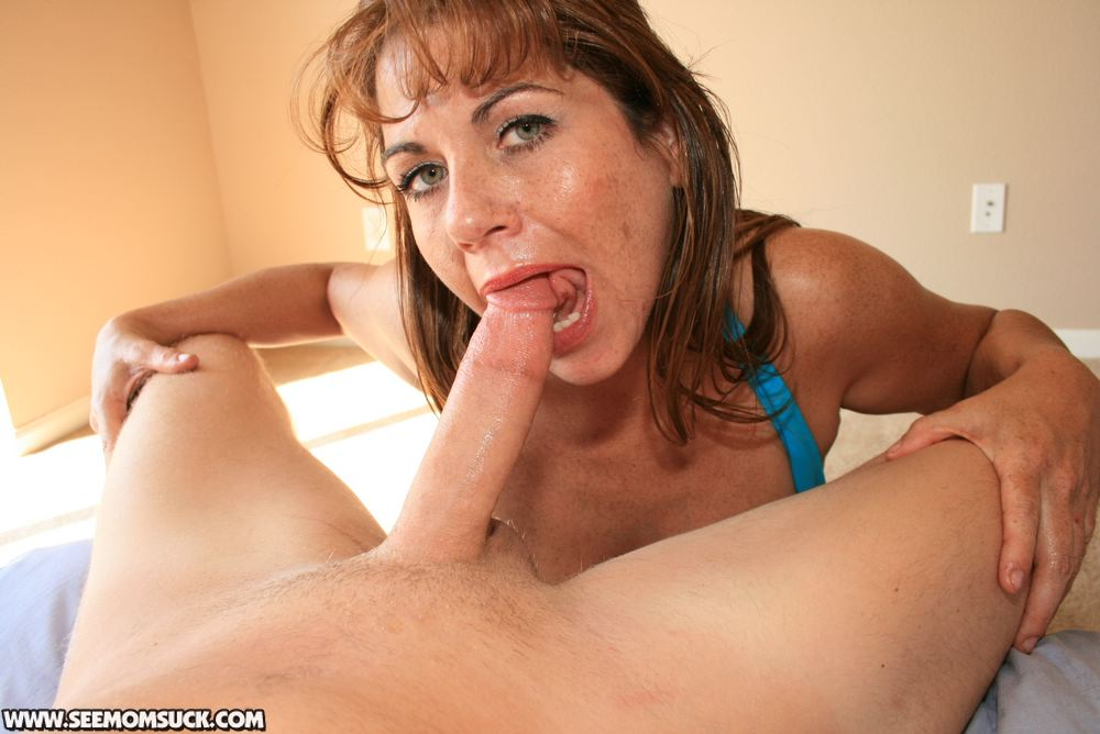Amateur Mom Facial
